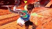 Kid Icarus Uprising: Gameplay: Protegiendo la Ciudad