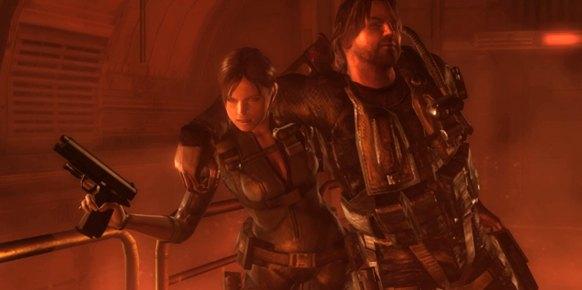 Resident Evil Revelations: Resident Evil Revelations: Impresiones campaña