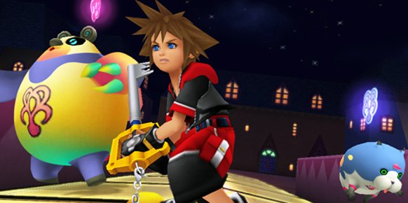 Kingdom Hearts 3D: Kingdom Hearts 3D: Impresiones jugables