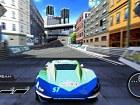 Ridge Racer 3D - Pantalla