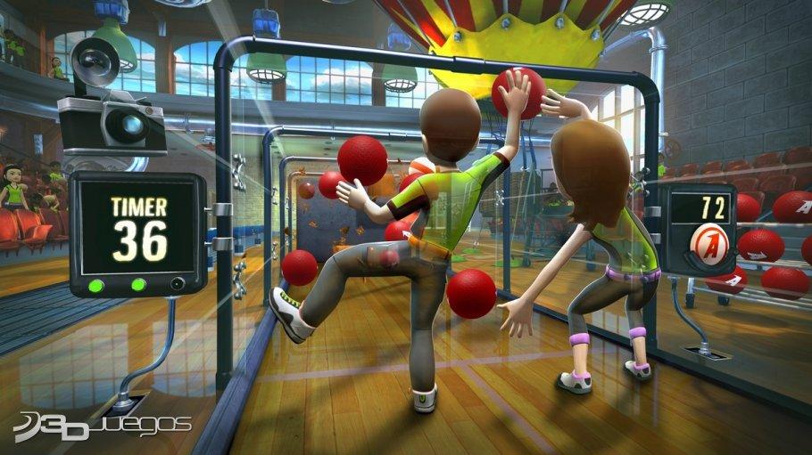 Analisis De Kinect Adventures Para Xbox 360 3djuegos