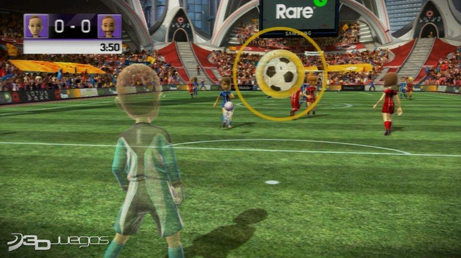 Analisis De Kinect Sports Para Xbox 360 3djuegos