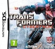 Carátula de Transformers: Cybertron - Autobots - DS