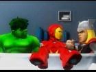 Marvel Super Hero Squad - Pantalla