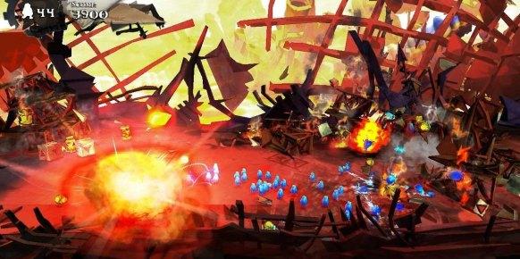 Swarm Xbox 360