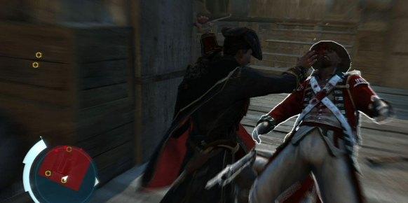 Assassin's Creed 3 Wii U
