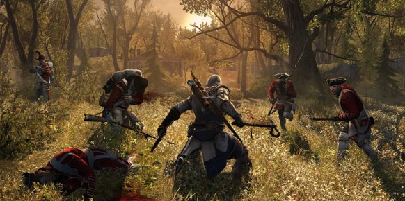 Assassin's Creed 3: Assassin's Creed 3: Impresiones