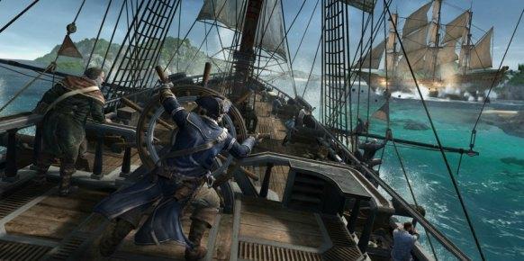 Assassin's Creed 3: Assassin's Creed 3: Impresiones E3 2012