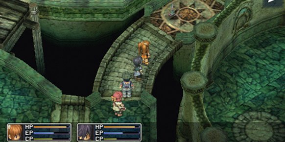The Legend of Heroes PSP