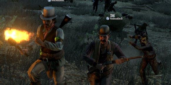 RDR Undead Nightmare: RDR Undead Nightmare: Impresiones multijugador