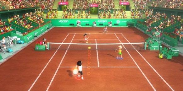 Racket Sports an�lisis