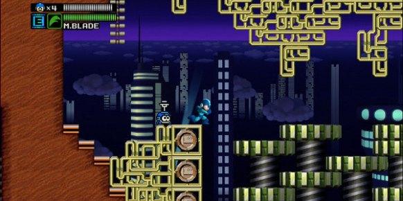 Mega Man Universe Xbox 360