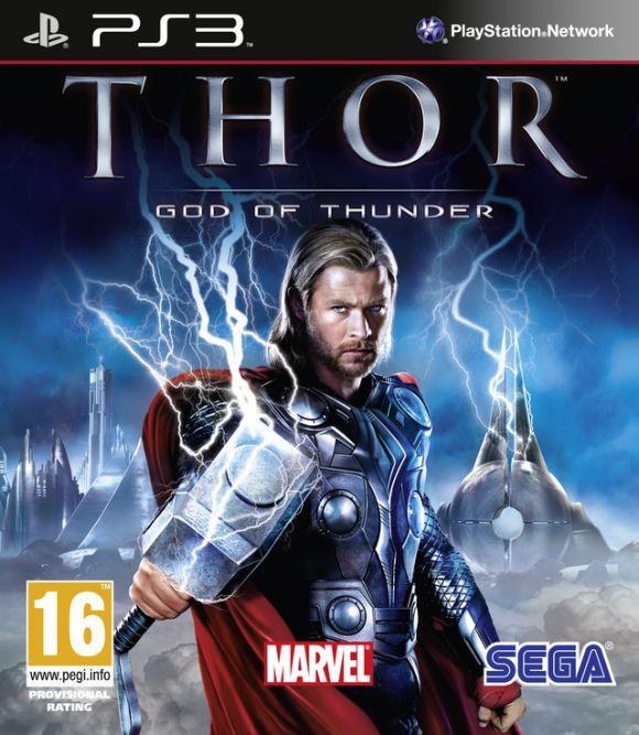 THOR GOD OF THUNDER PS3 SEMINUEV0