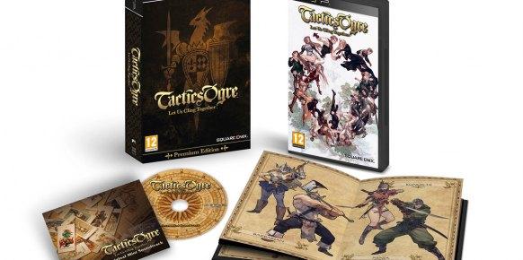 Tactics Ogre Let Us Cling Together (PSP)