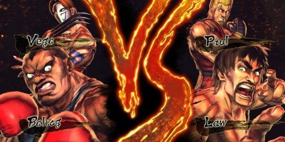 Street Fighter X Tekken PS3