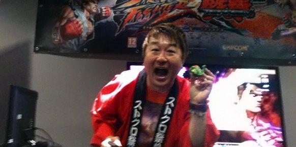 Street Fighter X Tekken: Street Fighter X Tekken: Entrevista: Yoshinori Ono