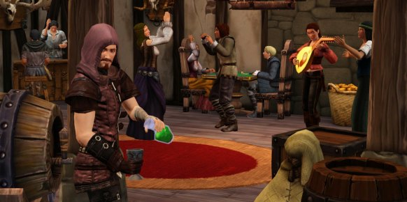 Los Sims Medieval an�lisis