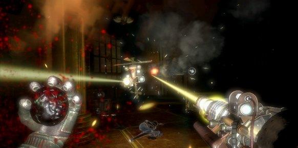 BioShock 2 Minerva's Den Xbox 360