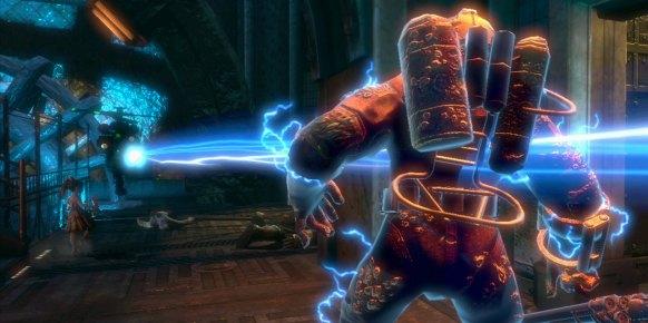 BioShock 2 Minerva's Den análisis