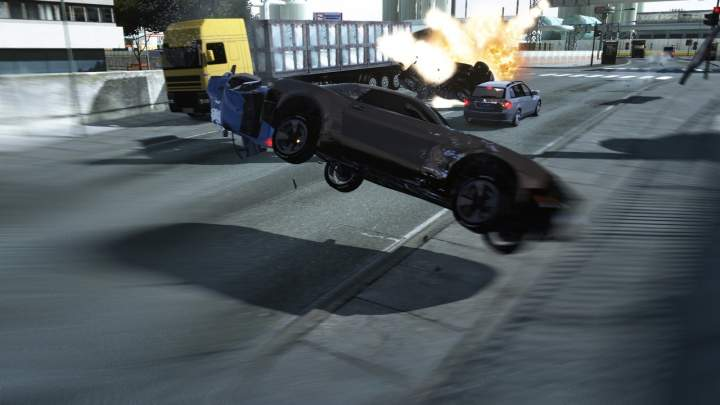 Crash Time 4 The Syndicate - Imagen