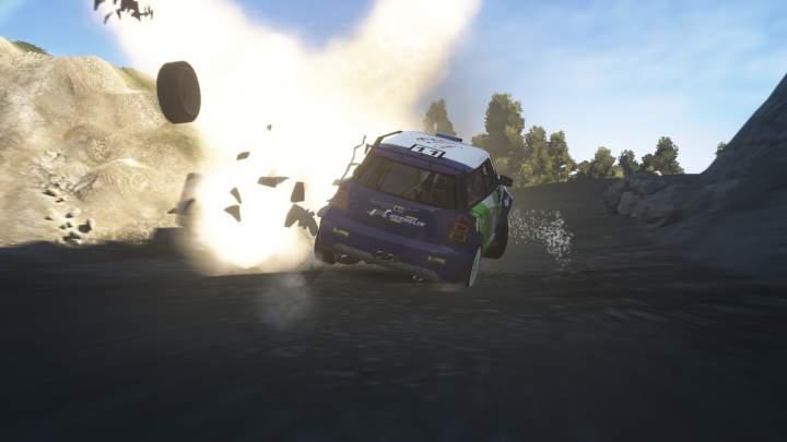 Crash Time 4 The Syndicate - Pantalla