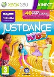 Carátula de Just Dance Kids - Xbox 360