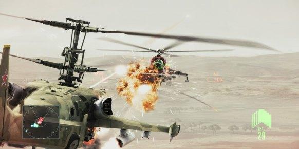 Ace Combat Assault Horizon PC