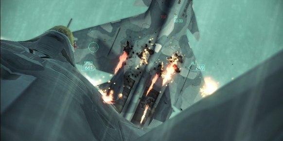 Ace Combat Assault Horizon: Ace Combat Assault Horizon: Primer contacto