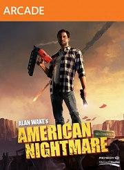 Carátula de Alan Wake's American Nightmare - Xbox 360