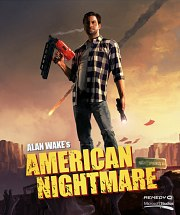 Carátula de Alan Wake's American Nightmare - PC
