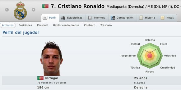 Football Manager 2011 análisis
