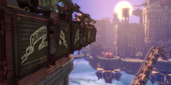 BioShock Infinite: BioShock Infinite: Primer contacto