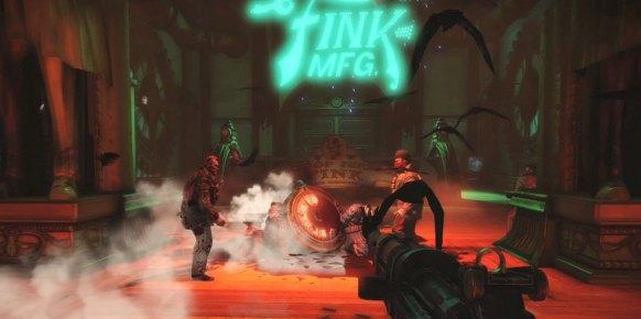 BioShock Infinite: BioShock Infinite: Dentro de la Saga