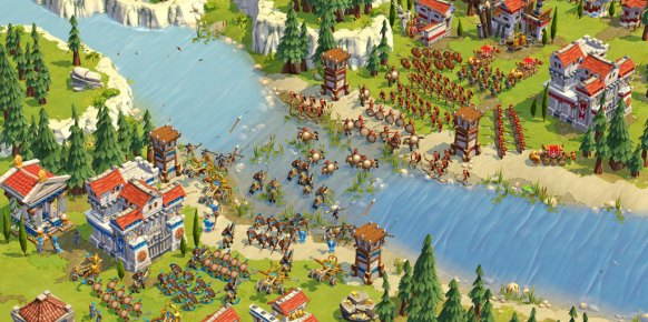 Age of Empires Online: Age of Empires Online: Impresiones jugables Beta