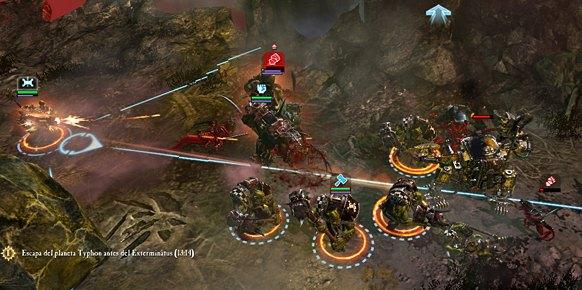 Warhammer 40,000 Retribution PC