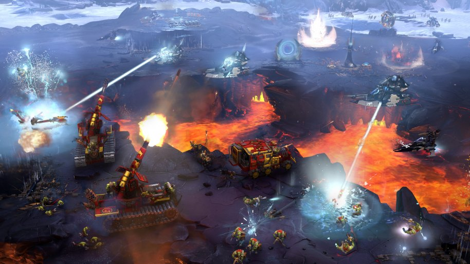 Warhammer 40K Dawn of War 3 PC