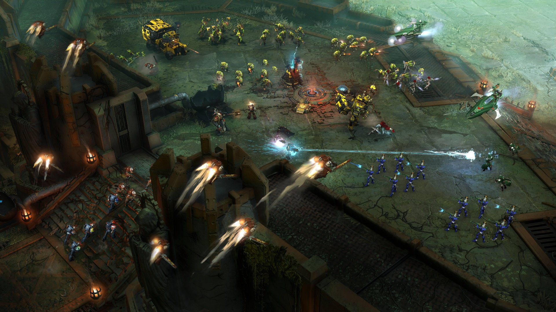 Warhammer 40k dawn Of war 1 4 nocd Crack
