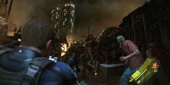 Resident Evil 6: Resident Evil 6: Impresiones jugable E3 2012