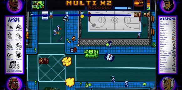 Retro City Rampage an�lisis