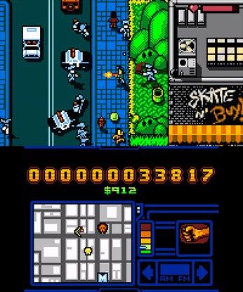 Retro City Rampage DX análisis