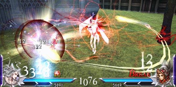 Analisis De Dissidia 012 Final Fantasy Para Psp 3djuegos