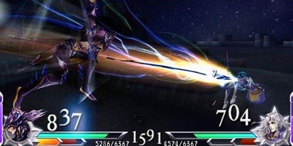 Dissidia 012 Final Fantasy: Dissidia 012 Final Fantasy: Impresiones TGS 2010