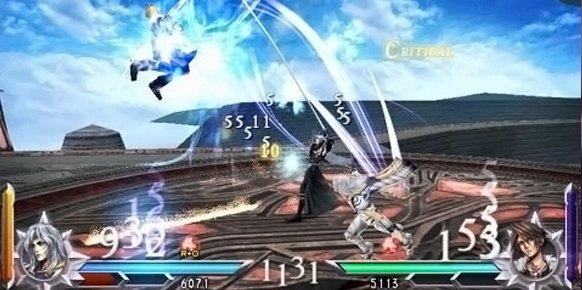 Dissidia 012 Final Fantasy: Dissidia 012 Final Fantasy: Impresiones jugables