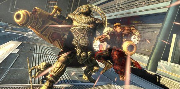 Asura's Wrath: Asura's Wrath: Impresiones jugables