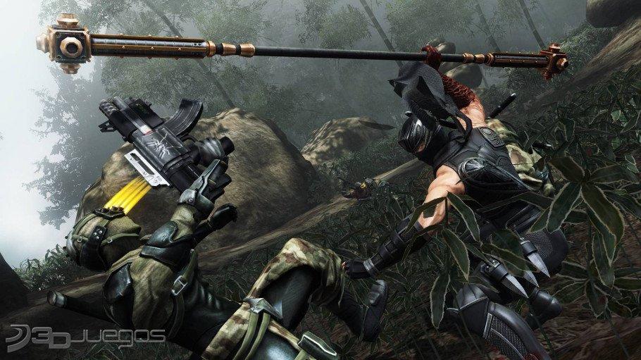 Ninja Gaiden 3 Razor's Edge - An�lisis