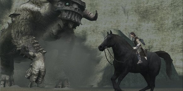 Ico and Shadow of the Colossus PS3
