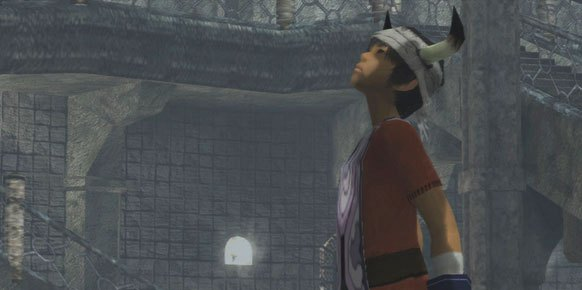 Ico and Shadow of the Colossus: Ico and Shadow of the Colossus: Primer contacto