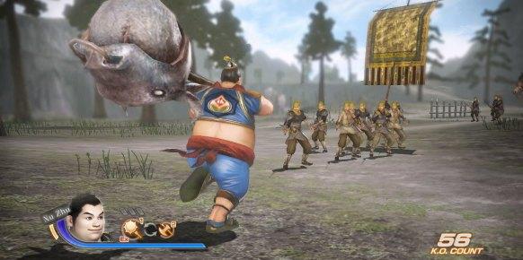 Dynasty Warriors 7 análisis