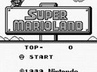 Super Mario Land - Pantalla