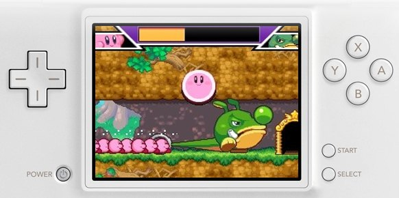 Kirby Mass Attack análisis